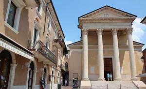 bardolino centro storico