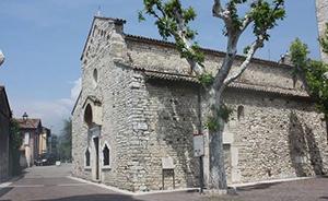 chiesa di san severo bardolino